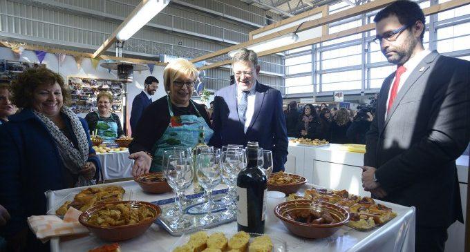 Requena inaugura la seua Mostra de l'Embotit repleta d'experiències gastronòmiques