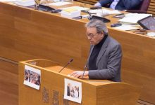 """Mata (PSPV) critica que """"ningú del PP es mou un mil·límetre a defensar els interessos de la Comunitat"""""""
