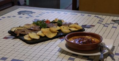 Degusta los productos de la huerta en Menja't Meliana