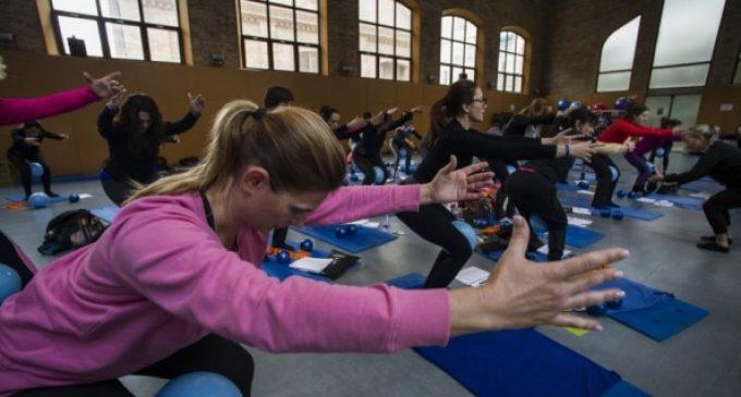 La Petxina acull el Fórum Internacional de Pilates i Ioga 2018