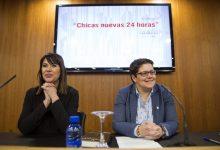 La Diputació recolza la lluita contra la tracta de dones amb la projecció de ´Chicas nuevas 24 horas´