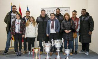 La Diputació i el Valencia Club de Judo cerquen nous èxits en la 'Champions' d'un esport igualitari