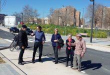 Mobilitat estudia mesures per a pacificar el trànsit en la Fonteta