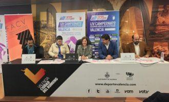 València celebra el Campionat d'Espanya Absolut en pista coberta