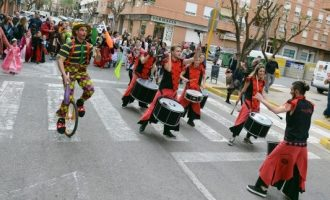 Paiporta celebra el Carnestoltes aquest dijous amb música i festa als carrers
