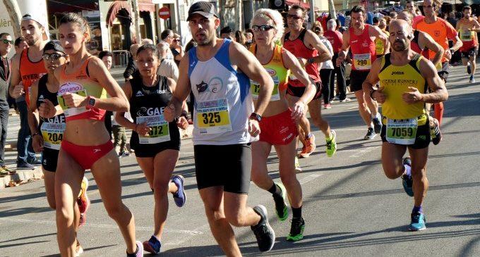 Iván Robles i Olga García vencedors de la 51ª Volta a Peu
