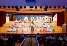 Les falles de Mislata celebren la tradicional exaltació de les seues falleres majors