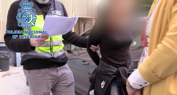 Detinguts en ple centre de València a dos fugitius francesos