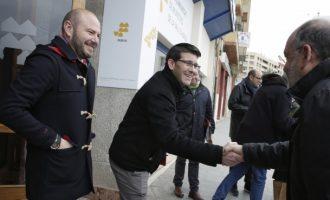 La Diputació inyectará 10,5 millones de euros en la Vall d'Albaida en 2018
