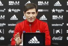 """Marcelino: """"Als jugadors se'ls veu en la cara la positivitat i el convenciment de passar a la final; és el partit"""""""