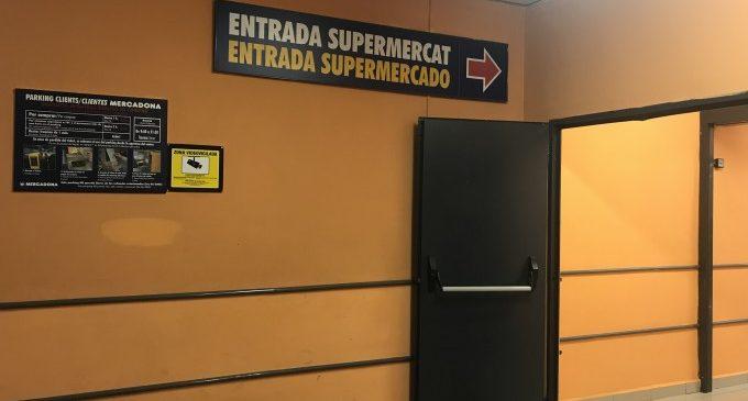 ¿Está presente el valenciano en los supermercados?