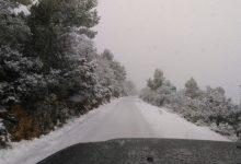 Arriba la neu a la província de València