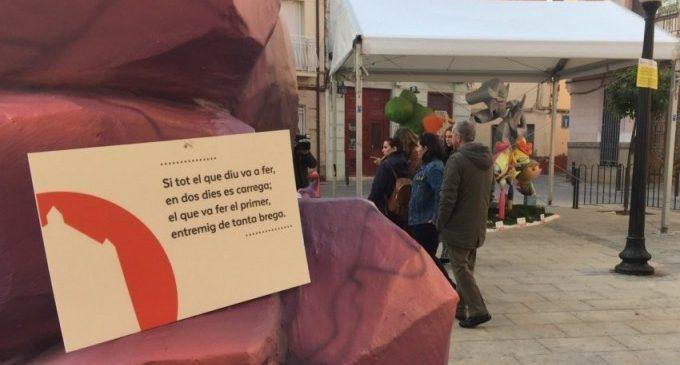 Torrent premia el uso correcto del valenciano de las fallas