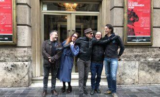 L'Institut Valencià de Cultura presenta 'Esto no es la Casa de Bernarda Alba'