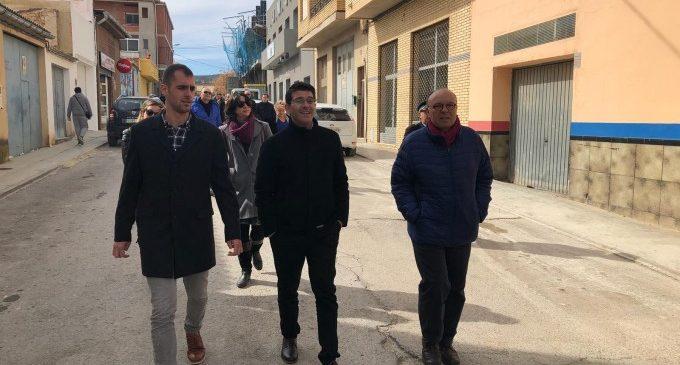 Villar del Arzobispo convertirà l'antic institut en un centre per a ús juvenil i cultural amb ajuda de la Diputació