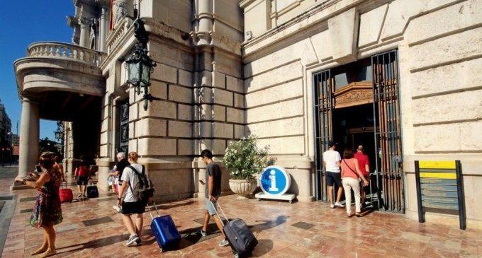 La nova Oficina de Turisme de l'Ajuntament de València tindrà 200 m2