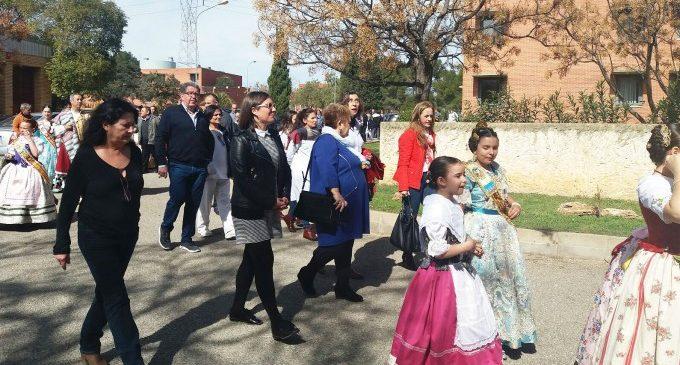 L'Hospital Psiquiàtric de Bétera celebra la seua tradicional setmana fallera