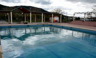 Bocairent equipa y mejora su piscina municipal con ayuda de la Diputació