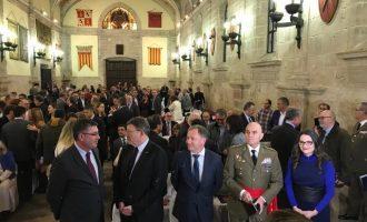 L'infrafinançament impregna el 600 aniversari de la Generalitat Valenciana