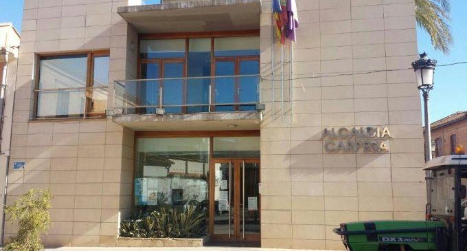 La Junta de Pobles del Nord tindrà la seua seu en l'alcaldia de Carpesa