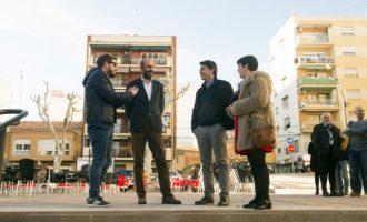 La Diputació invierte 100.000 euros en las sociedades musicales de Buñol y habilita una sala social en el mercado
