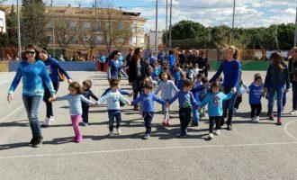 El CEIP El Patí avanza la celebración del Dia Mundial del Autismo