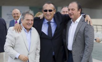 Els 'tres mosqueters' de l'època negra del PP declararan demà en les Corts