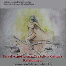 L'exposició de Marina Blanco obre la setmana de les dones i la igualtat