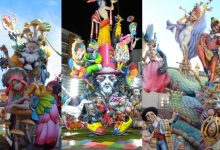 'Una Festa per a tots' trau al carrer de nou al món de Les Falles