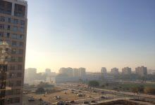 Las grandes ciudades españolas reducen un 64% las concentraciones de dióxido de nitrógeno en el aire