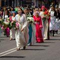 El Desfile de Resurrección de València, único en España