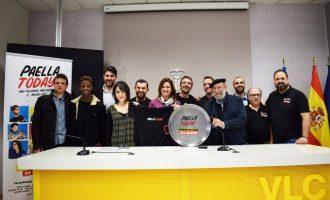 València vol impulsar el Dia de la Paella