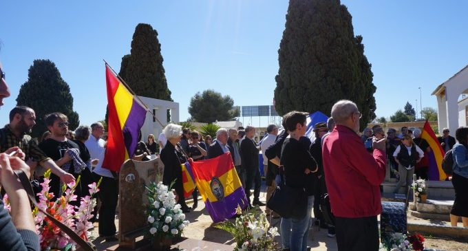 Així va celebrar la Comunitat el seu primer dia d'homenatge a les víctimes del franquisme