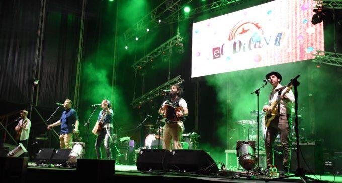 El concert faller inaugura la XII edició de La Gira d'Escola Valenciana