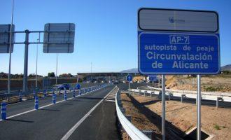 L'autopista AP-7 Tarragona-Alacant deixarà de cobrar peatge aquesta mitjanit