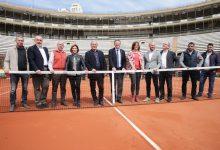 Puig destaca l'impacte de la Copa Davis sobre el turisme a la Comunitat Valenciana