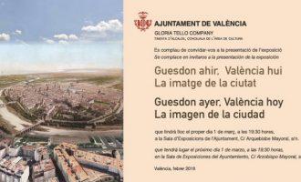 Exposició sobre l'imaginari de la ciutat de València