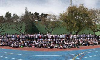 Massamagrell celebra la II Jornada Esportiva de les Escoles Públiques