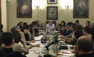 L'equip de govern presenta el pressupost 2018 per a Carcaixent