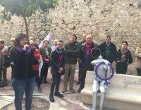 Burjassot reivindica el Dia Internacional de la Dona amb un matí ple d'activitats