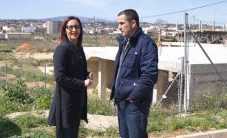 Alfarb avança en la construcció de l'auditori i del centre social-educatiu amb les inversions de la Diputació