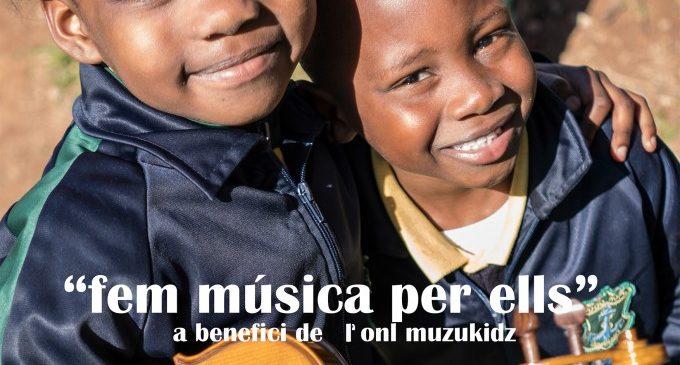 Concerts per a millorar la vida de la infància sud-africana a través de la música