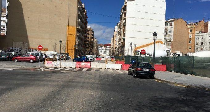 La apertura de la calle Palleter es ya una realidad