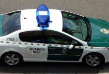 Un enfermo acuchilla a un guardia civil en Catarroja