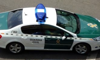 Un malalt apunyala a un guàrdia civil a Catarroja