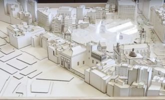 Tots els detalls de la futura Plaça de Bruges