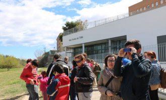 Quart de Poblet presenta la primera APP per a observació d'avifauna en el Parc Fluvial del Túria