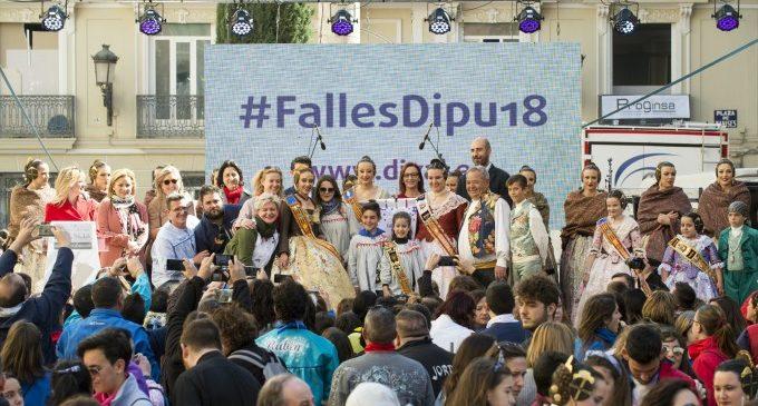 València Turisme promociona les falles des del cor del cap-i-casal