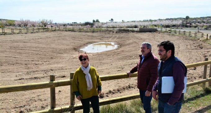 La Reserva de Fauna La Balsilla i el paratge La Solana d'Alcublas es recuperen amb els fons de la Diputació