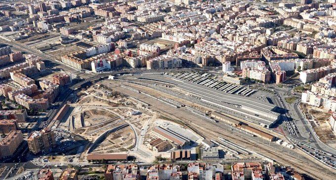 Parc Central: l'Estació Central que substituirà a l'Estació del Nord